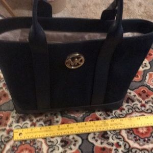 Michael Kors Fulton Canvas